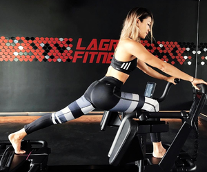 fashion, fitness, and healthy image