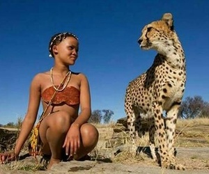africa, girl, and life image