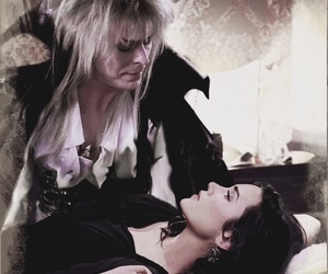 80s, babes, and jareth image