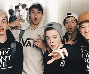 why don't we, jonah marais, and daniel seavey image