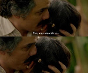 pablo escobar, power, and wife image