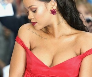 celebrity, rihanna, and beauty image