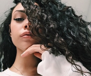 bad, fashion, and curly image