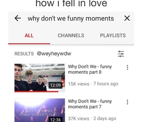 why don't we and why dont we image