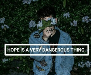alternative, hope, and quotes image