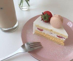 pink and cake image