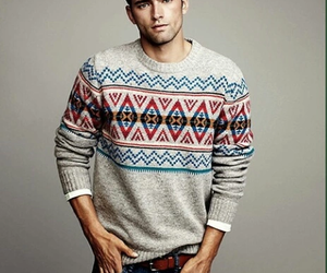 man, model, and Sean O'Pry image
