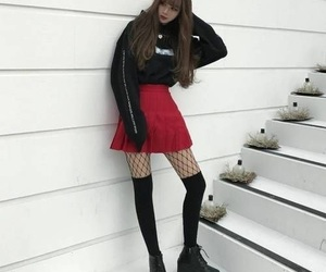 fashion, asian, and style image