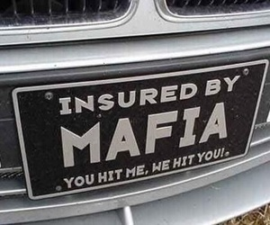 car and mafia image
