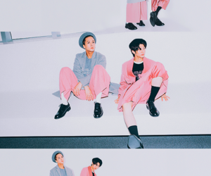 k-pop, ken, and Leo image