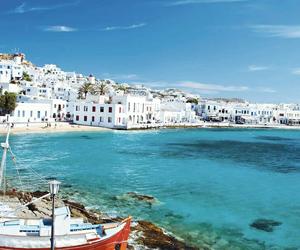 mykonos and Greece image
