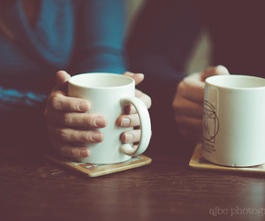 coffee, morning, and relax image