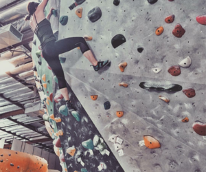 climbing, fitness, and sport image
