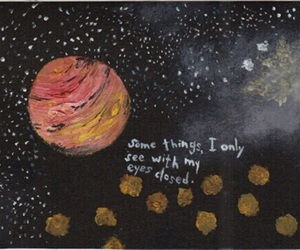 quotes, stars, and art image