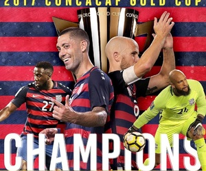 football, champions, and us soccer image