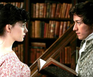 becoming jane, jane austen, and Anne Hathaway image