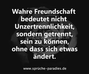 freundschaft, beste freunde, and deutsche sprüche image
