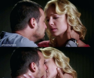 doctor, izzie stevens, and justin chambers image