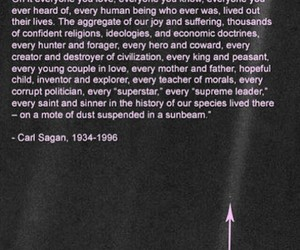 earth, space, and quotes image