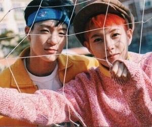 jeno, renjun, and nct image