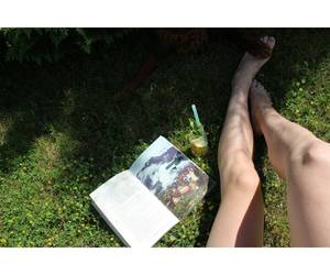 book, chill, and greenpower image