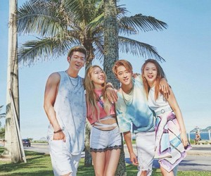 kard, j.seph, and jiwoo image