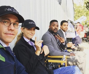 ncis, bishop, and wilmervalderrama image
