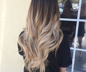 blond and pretty image