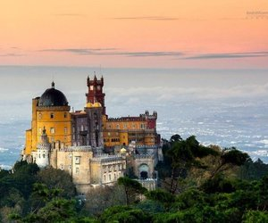 portugal and sintra image