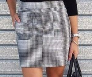 classy, fashion, and work wear image