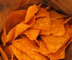food, doritos, and chips image