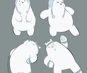 ice bear and we bare bears image