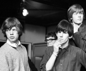 Brian Jones, Keith Richards, and the rolling stones image