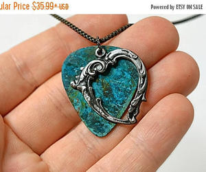 etsy, statement necklace, and steampunk necklace image