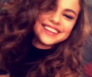 smile, snap, and selenagomez image