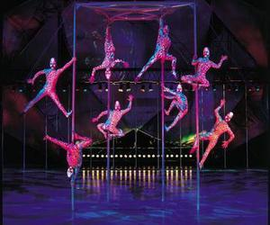 cirque du soleil and mystere image