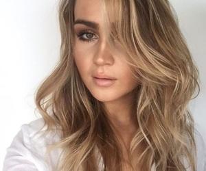 balayage hair image