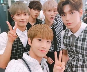 knk, heejun, and seungjun image