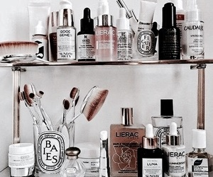 makeup, beauty, and perfume image