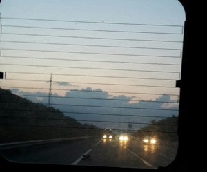 car, freedom, and freeway image