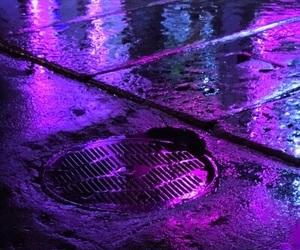 dark and purple image