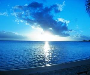 beach, bora bora, and Island image
