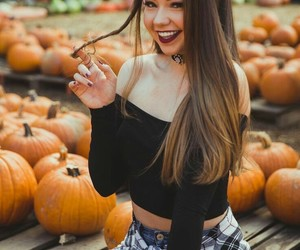 pumpkin, meredith foster, and autumn image