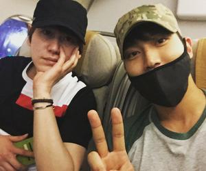 super junior, kyuhyun, and siwon image