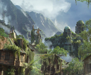 video games, wallpaper, and uncharted 4 image
