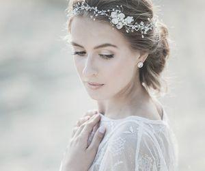 fashion, feminine, and flower image