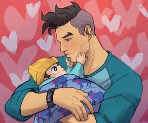 dream daddy image