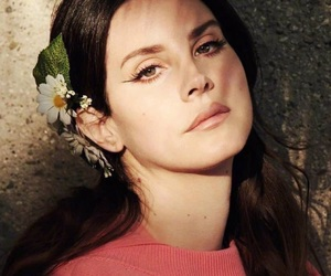 lana del rey, flowers, and lana image