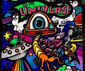 acid, art, and artist image