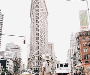 girl, inspiration, and new york image
